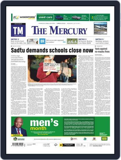 Mercury July 15th, 2020 Digital Back Issue Cover