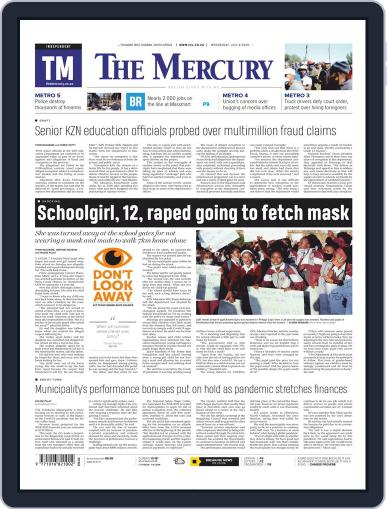 Mercury July 8th, 2020 Digital Back Issue Cover