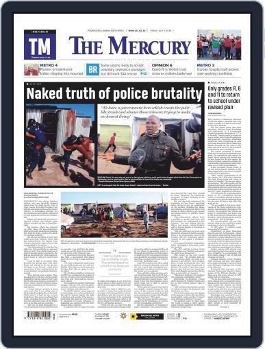 Mercury (Digital) July 7th, 2020 Issue Cover