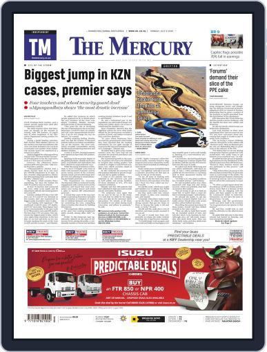 Mercury July 6th, 2020 Digital Back Issue Cover