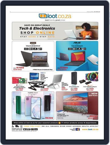 Mercury July 3rd, 2020 Digital Back Issue Cover
