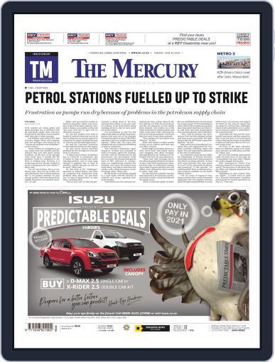 Mercury June 30th, 2020 Digital Back Issue Cover