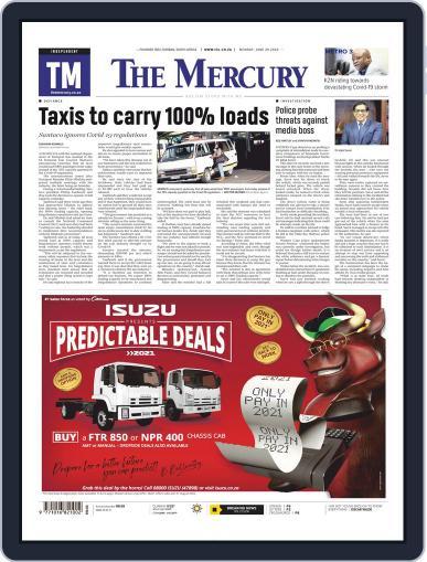 Mercury June 29th, 2020 Digital Back Issue Cover