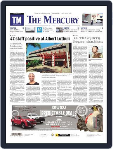 Mercury June 26th, 2020 Digital Back Issue Cover