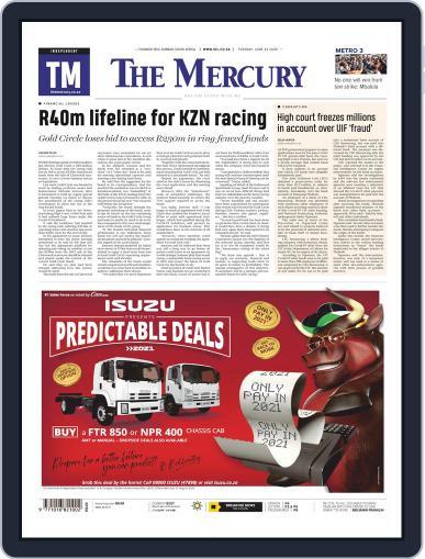 Mercury (Digital) June 23rd, 2020 Issue Cover