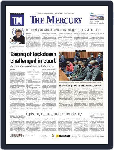Mercury June 19th, 2020 Digital Back Issue Cover