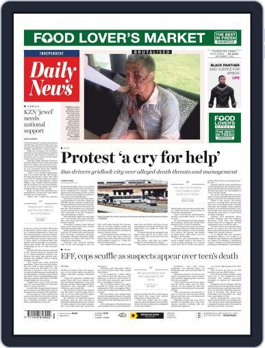 Daily News September 1st, 2020 Digital Back Issue Cover