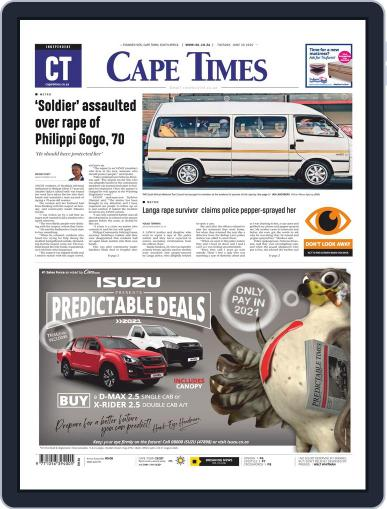 Cape Times June 30th, 2020 Digital Back Issue Cover