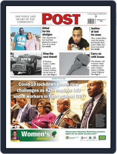 Post September 2nd, 2020 Digital Back Issue Cover