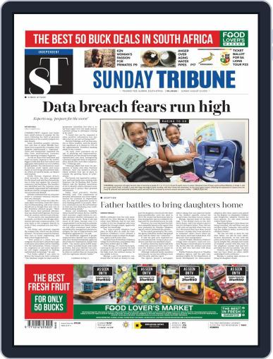 Sunday Tribune August 23rd, 2020 Digital Back Issue Cover