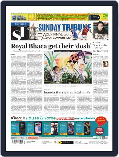 Sunday Tribune August 2nd, 2020 Digital Back Issue Cover