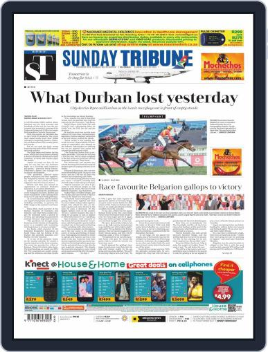 Sunday Tribune (Digital) July 26th, 2020 Issue Cover
