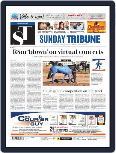 Sunday Tribune July 19th, 2020 Digital Back Issue Cover