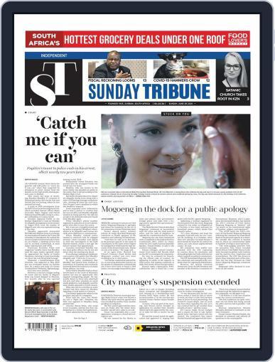 Sunday Tribune (Digital) June 28th, 2020 Issue Cover