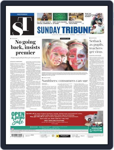 Sunday Tribune June 14th, 2020 Digital Back Issue Cover