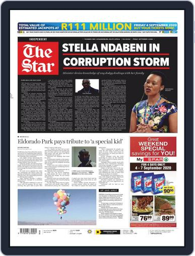 Star South Africa (Digital) September 4th, 2020 Issue Cover