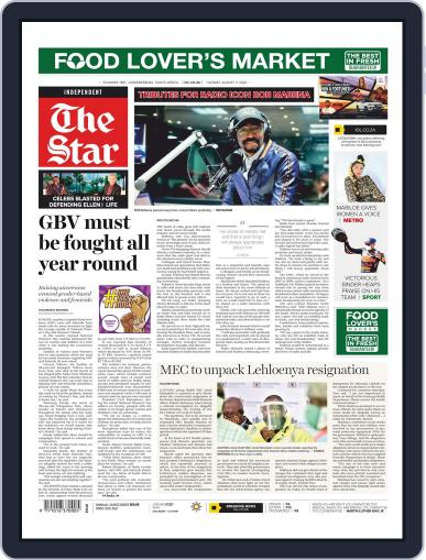 Star South Africa August 11th, 2020 Digital Back Issue Cover
