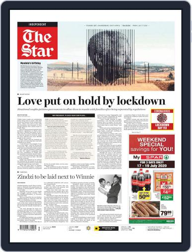Star South Africa July 17th, 2020 Digital Back Issue Cover