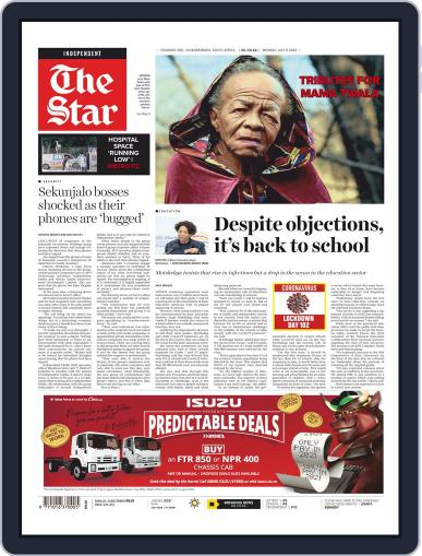 Star South Africa July 6th, 2020 Digital Back Issue Cover