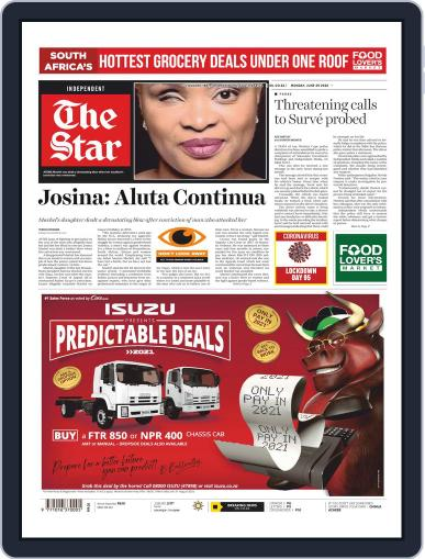 Star South Africa (Digital) June 29th, 2020 Issue Cover