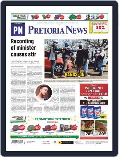 Pretoria News September 4th, 2020 Digital Back Issue Cover