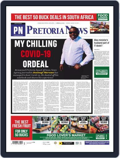 Pretoria News August 24th, 2020 Digital Back Issue Cover