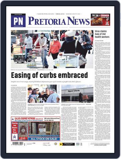 Pretoria News August 19th, 2020 Digital Back Issue Cover