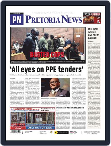Pretoria News August 12th, 2020 Digital Back Issue Cover