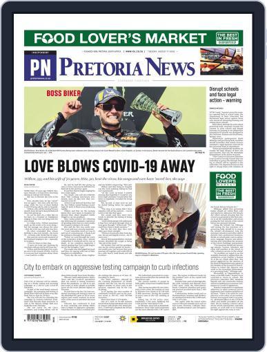 Pretoria News August 11th, 2020 Digital Back Issue Cover