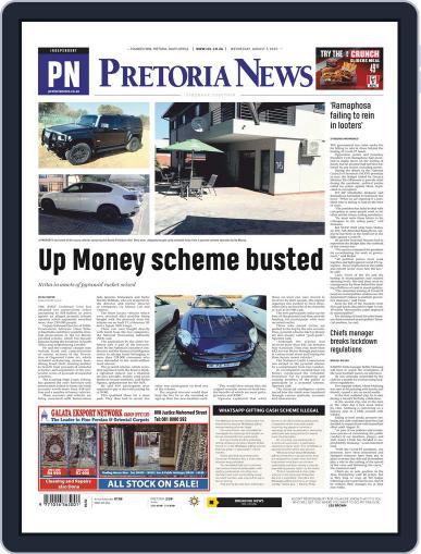Pretoria News August 5th, 2020 Digital Back Issue Cover