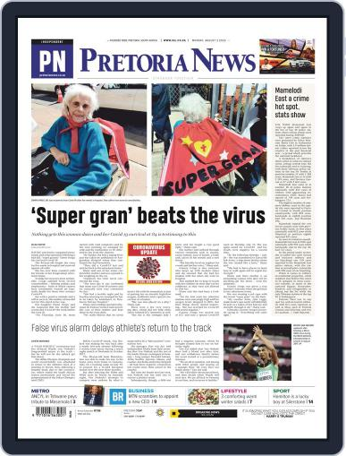 Pretoria News (Digital) August 3rd, 2020 Issue Cover