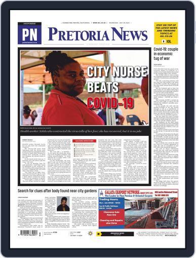 Pretoria News July 29th, 2020 Digital Back Issue Cover