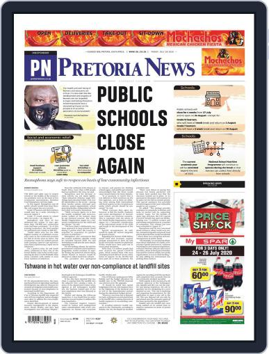Pretoria News July 24th, 2020 Digital Back Issue Cover