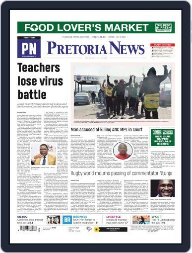 Pretoria News July 21st, 2020 Digital Back Issue Cover