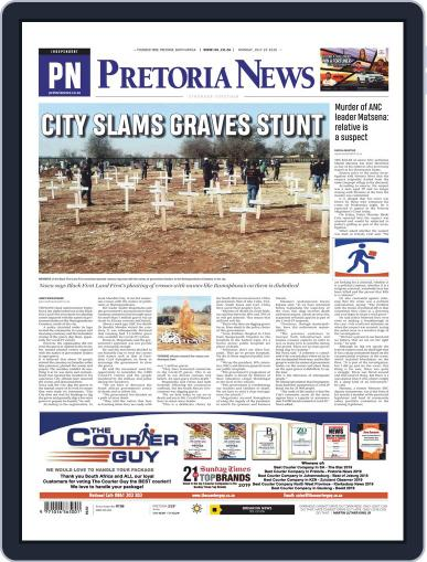 Pretoria News July 20th, 2020 Digital Back Issue Cover