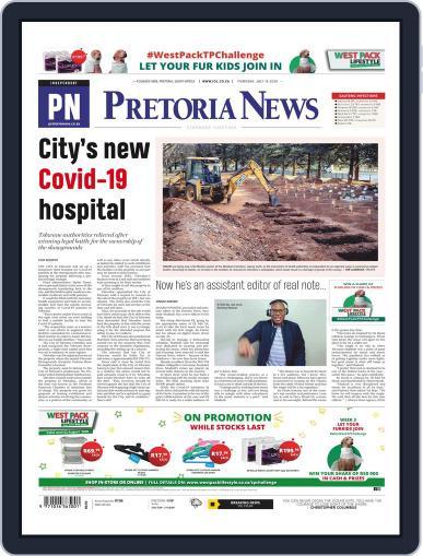 Pretoria News July 16th, 2020 Digital Back Issue Cover