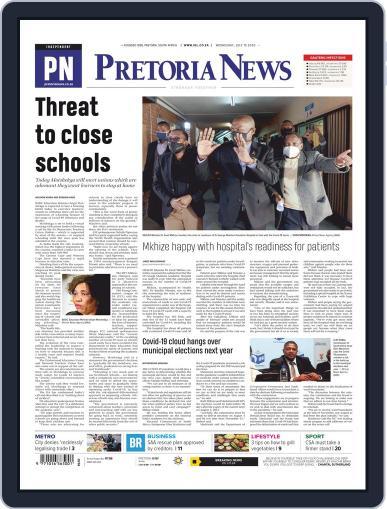 Pretoria News July 15th, 2020 Digital Back Issue Cover