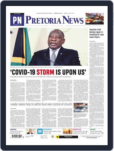 Pretoria News July 13th, 2020 Digital Back Issue Cover