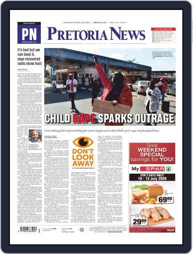 Pretoria News July 10th, 2020 Digital Back Issue Cover
