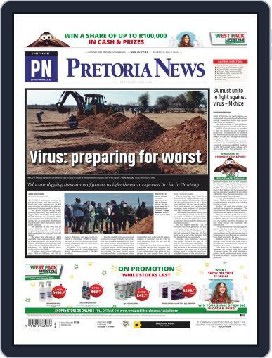 Pretoria News July 9th, 2020 Digital Back Issue Cover