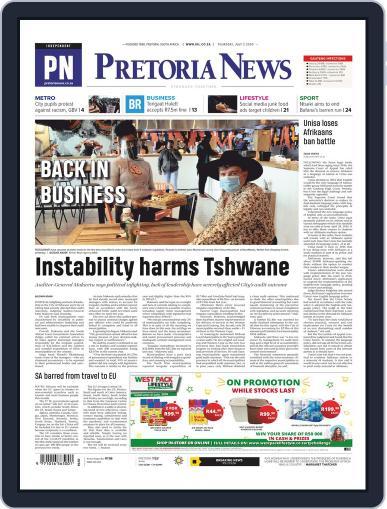 Pretoria News July 2nd, 2020 Digital Back Issue Cover