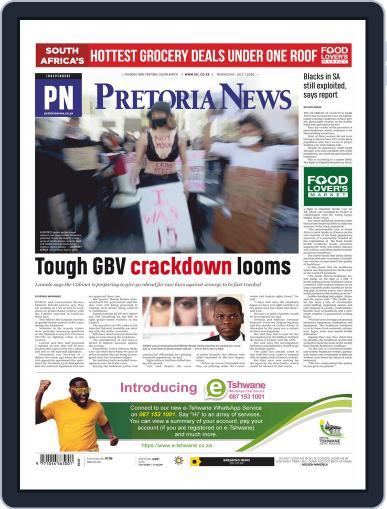 Pretoria News July 1st, 2020 Digital Back Issue Cover