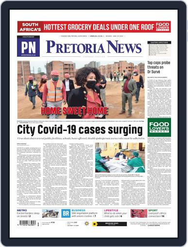 Pretoria News June 29th, 2020 Digital Back Issue Cover