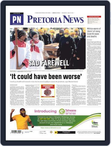 Pretoria News June 24th, 2020 Digital Back Issue Cover
