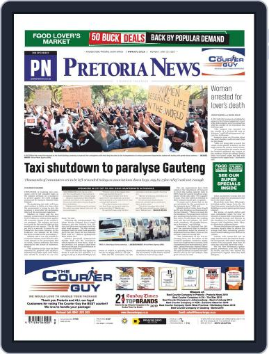 Pretoria News June 22nd, 2020 Digital Back Issue Cover