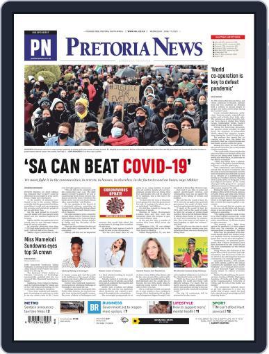Pretoria News June 17th, 2020 Digital Back Issue Cover