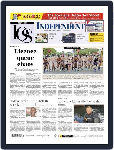 Independent on Saturday Magazine (Digital) October 16th, 2021 Issue Cover