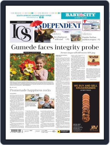 Independent on Saturday (Digital) August 29th, 2020 Issue Cover