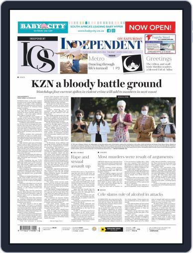 Independent on Saturday August 1st, 2020 Digital Back Issue Cover