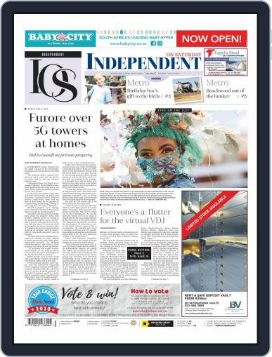 Independent on Saturday (Digital) July 25th, 2020 Issue Cover